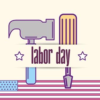 American labor day