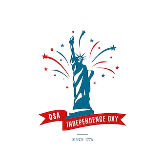 American national holiday 4th of july. usa independence day.