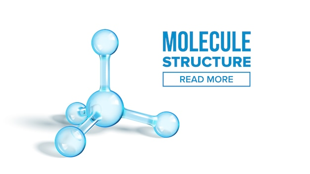 Ammonia molecule structure landing page