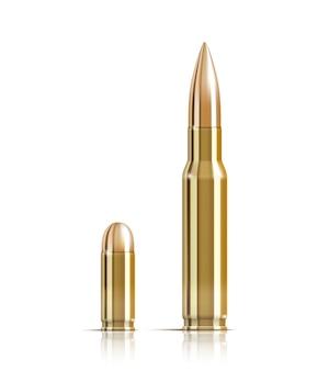 Proiettili di munizioni
