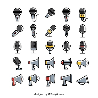Amplifier icons