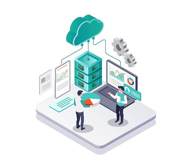 분석 서버 및 빅데이터