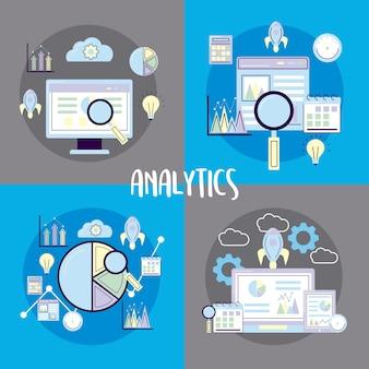 Analytics symbol collection