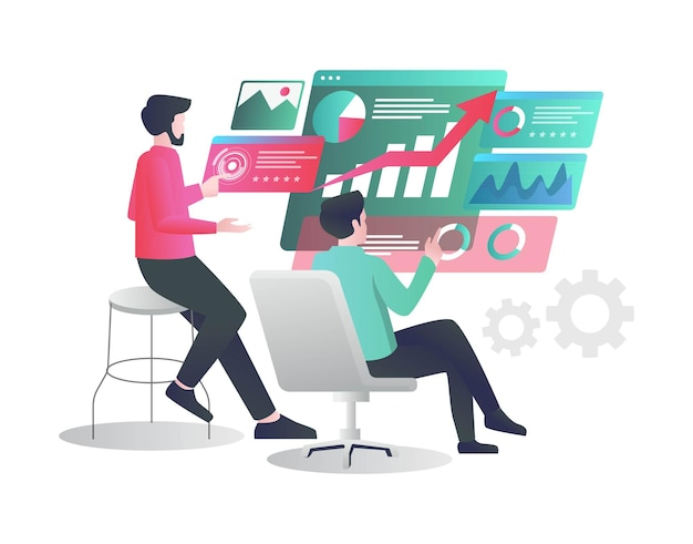 Analyze data and seo optimization