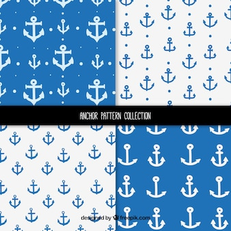 Anchor pattern background