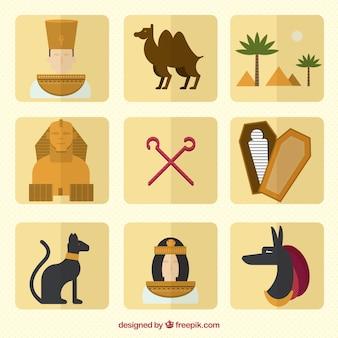 Ancient egypt elements
