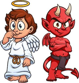 천사와 악마