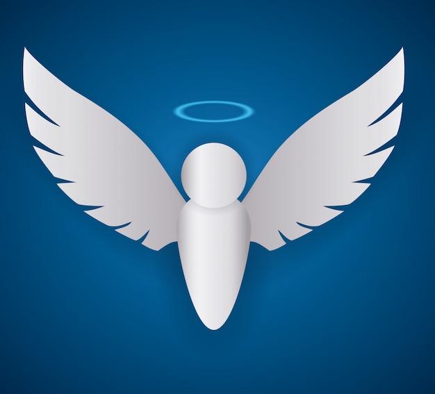 Дизайн ангела.