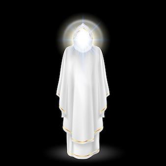 Ангел белый