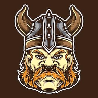 Anger viking vector
