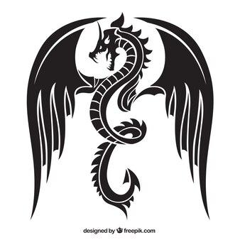 Dragon Vectors Photos And Psd Files Free Download