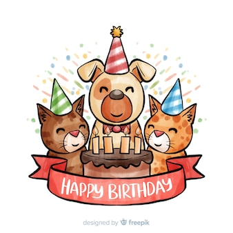Animal birthday