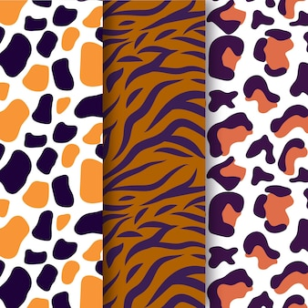 Animal texture pattern pack