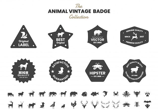 Animal vintage