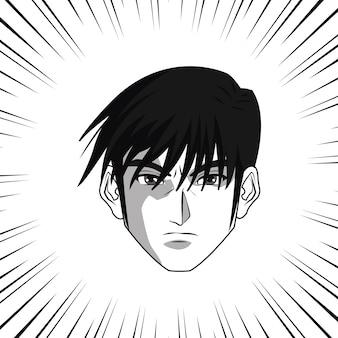 アニメ少年男マンコアイコン
