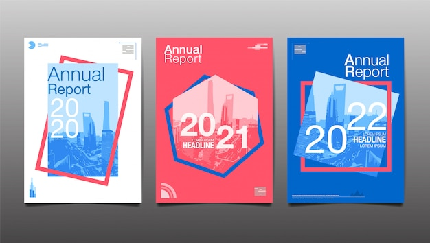 Annual report 2020,2021,2022,2023 ,future, business, template layout design, cover book. illustration,presentation abstract  background.