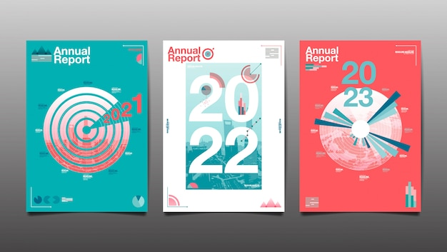 Annual report 2020,2021,2022,2023 ,future, business, template layout design, cover book. illustration,presentation abstract flat background.
