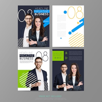 Annual report and corporate presentation