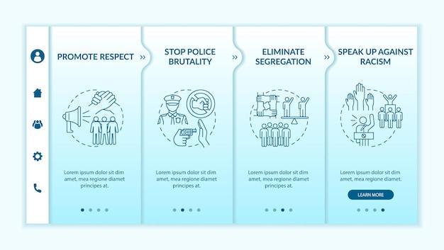 Шаблон для ознакомления с обязательствами по борьбе с расизмом