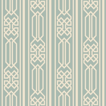 골동품 원활한 다각형 패턴