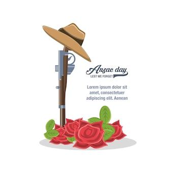 Anzac day design