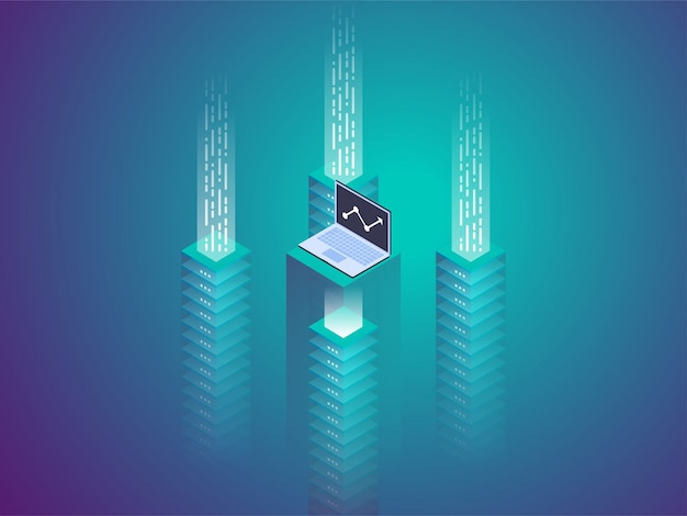 Серверная стойка, технология блокчейна, доступ к токену api, центр обработки данных, концепция облачного хранилища, протокол обмена данными.