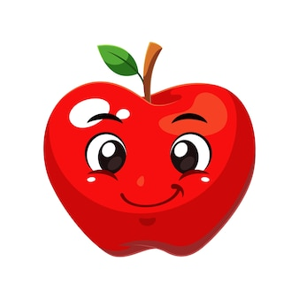 Яблочные фрукты