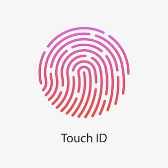 Apple, сенсорный id
