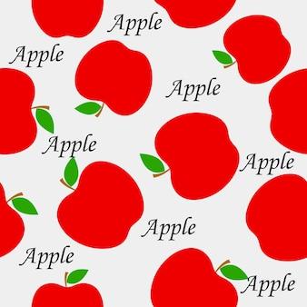 アップルのパターン