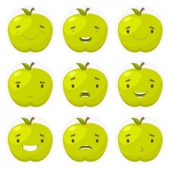 Apple smilies