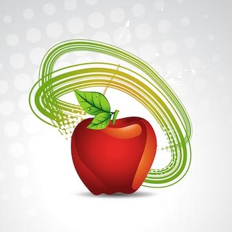 Apple vector design