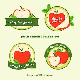 Выбор ярлыков для apple