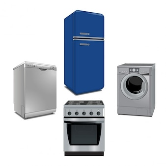 Appliances collection