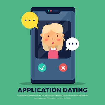 Application dating