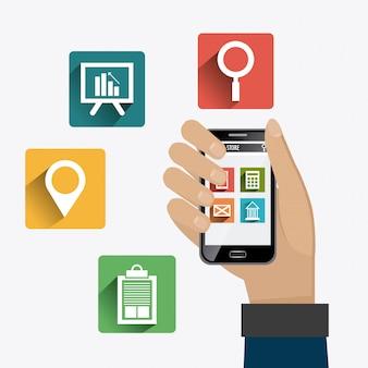 Apps market design.