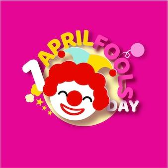 April fool 's day cartoon style