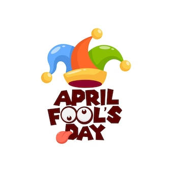 April fool's day illustration