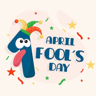 April fools day celebration