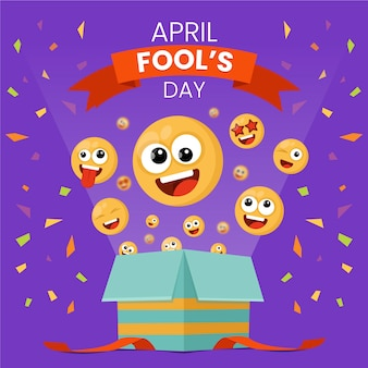 April fools day style