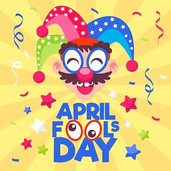 April fools day theme