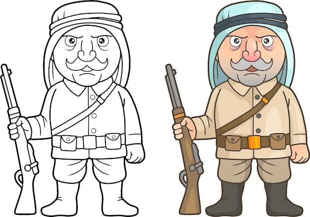 아랍 군인