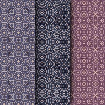 아랍어 패턴 컬렉션