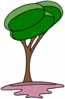 Tree Top Png Tree image #4145