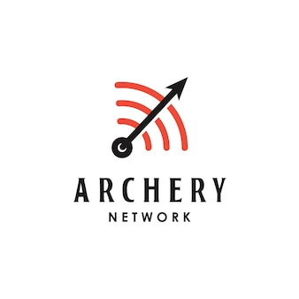 Archer network logo