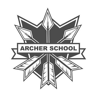 Archer school logo