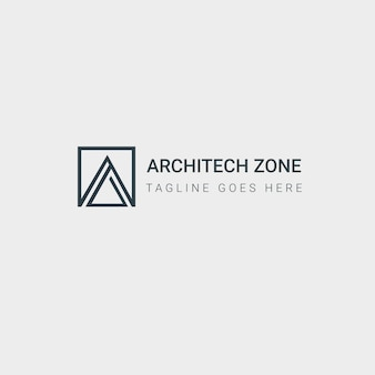 Architech zone logo