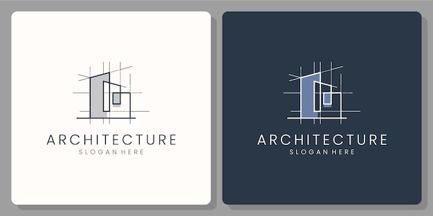 Architectur  logo design and business card