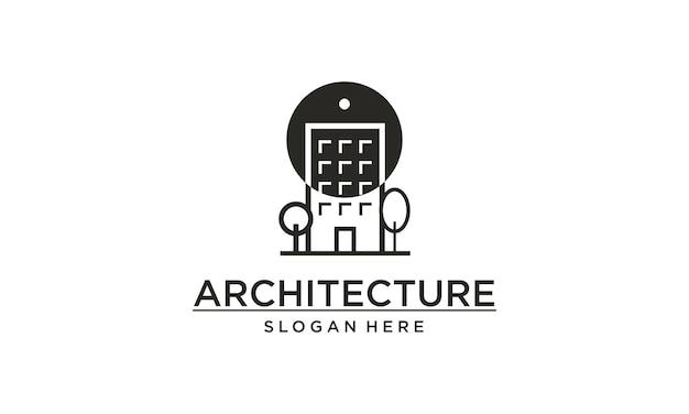 Architectural architecture building logo