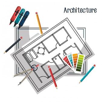 Architectural work design