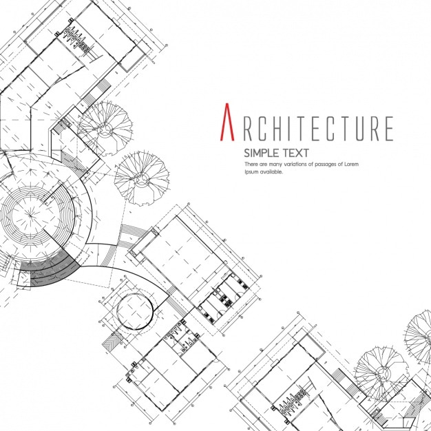 Awesome Architecture Background Design